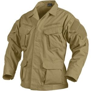 Helikon camicia SFU NEXT in policotone ripstop in Coyote
