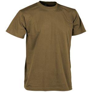 Helikon T-shirt in Mud Brown