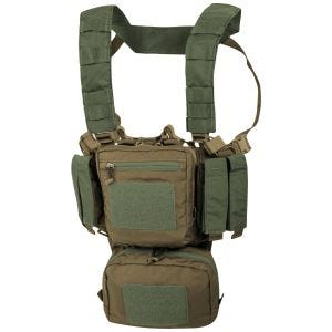 Helikon Training Mini Rig in Coyote/Olive Green