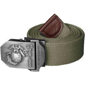 Helikon cintura marines USA in verde oliva
