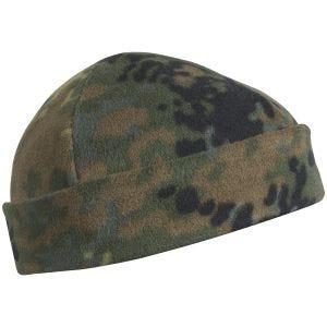 Helikon berretto aderente in Flecktarn