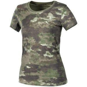 Helikon T-shirt da donna in Legion Forest