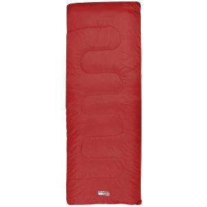 Highlander sacco a pelo Sleepline 250 Envelope in rosso