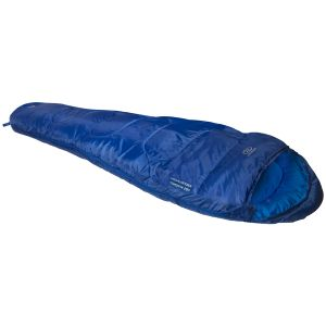 Highlander sacco a pelo mummia Sleepline 250 in blu