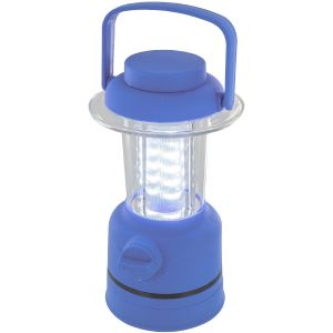 Highlander lanterna Halo 12 LED in blu