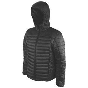 Highlander giacca isolante Barra da uomo in nero