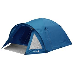 Highlander tenda da campeggio Juniper 3 blu oltremare