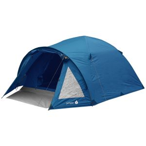 Highlander tenda da campeggio Juniper 4 in blu oltremare