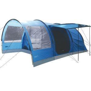 Highlander tenda da campeggio Oak 4 in Imperial Blue