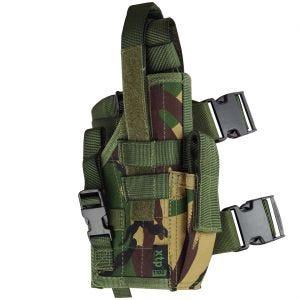 Pro-Force fondina cosciale per pistola MOLLE in DPM