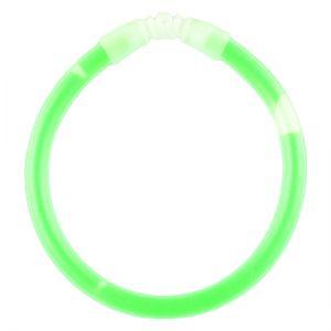 "Illumiglow 7,5"" polsino da 19 cm in verde"
