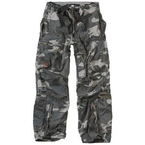 Surplus pantaloni cargo Infantry in Night Camo
