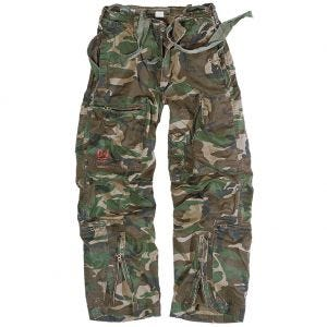 Surplus pantaloni cargo Infantry in Woodland