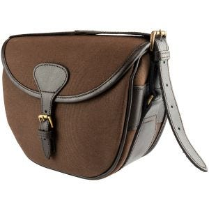 Jack Pyke Canvas Cartridge Bag Brown