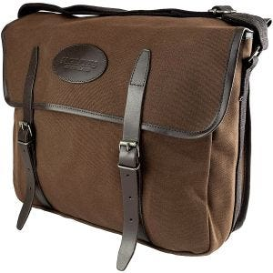 Jack Pyke Canvas Dog Bag Brown