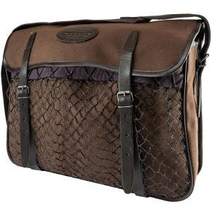 Jack Pyke Canvas Game Bag Brown
