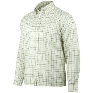 Jack Pyke camicia a quadri Countryman in verde