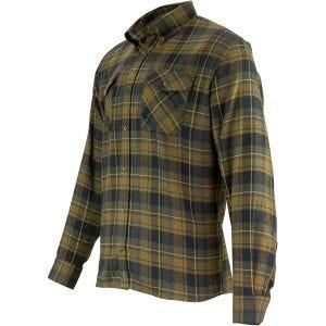 Jack Pyke camicia in flanella marrone