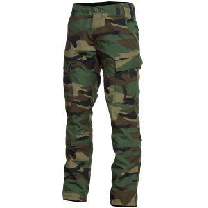 Pentagon pantaloni Combat ACU in Woodland