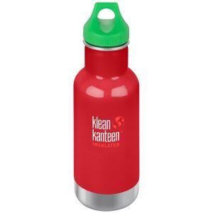 Kid Kanteen borraccia termica classica con tappo ad anello 355 ml in Mineral Red