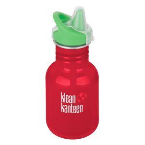 Kid Kanteen borraccia con beccuccio a suzione 355 ml in Mineral Red