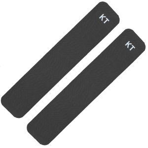 KT nastro in cotone 2 fasce in nero