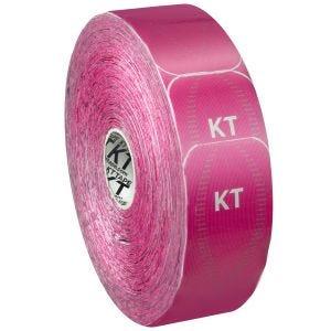 KT nastro sintetico Pro Jumbo pre-tagliato in Hero Pink