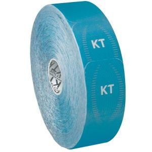 KT nastro sintetico Pro Jumbo pre-tagliato in Laser Blue