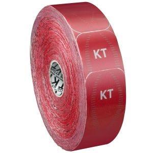 KT nastro sintetico Pro Jumbo pre-tagliato in Rage Red