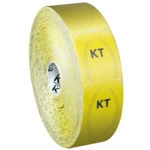 KT nastro sintetico Pro Jumbo pre-tagliato in Solar Yellow