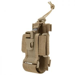 Maxpedition custodia porta ricetrasmittente Large in cachi
