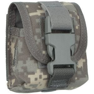 Maxpedition astuccio portagranata Single Frag in Digital Foliage Camo