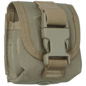 Maxpedition astuccio portagranata Single Frag in cachi