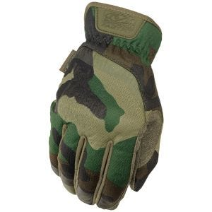 Mechanix Wear guanti FastFit in Woodland
