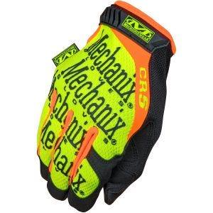 Mechanix Wear guanti CR5 Original in Hi-Viz Yellow