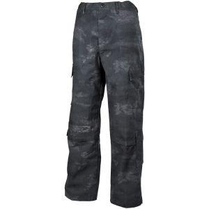 MFH pantaloni da combattimento ACU in Ripstop HDT Camo LE