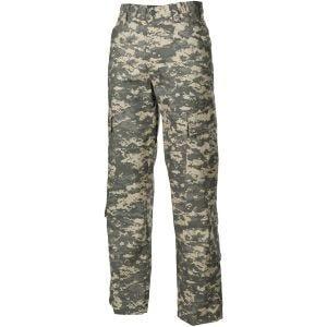 MFH pantaloni da combattimento ACU in Ripstop ACU Digital