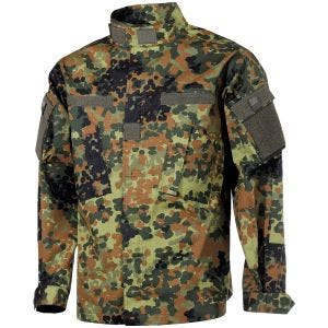 MFH giacca da campo ACU in Ripstop Flecktarn