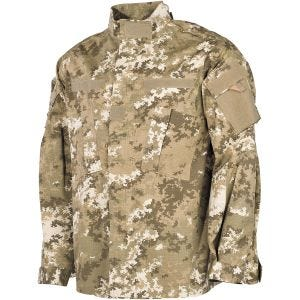 MFH giacca da campo ACU in Ripstop Vegetato Desert