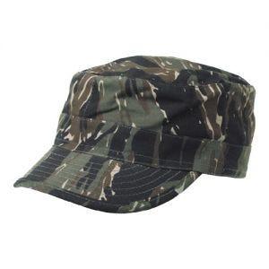 MFH berretto da campo BDU in Ripstop Tiger Stripe