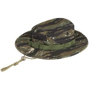 MFH cappello boonie GI in Ripstop Tiger Stripe