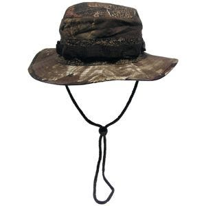 MFH cappello boonie GI in Ripstop Hunter marrone