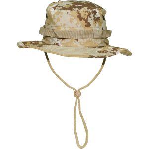 MFH cappello boonie GI in Ripstop Vegetato Desert