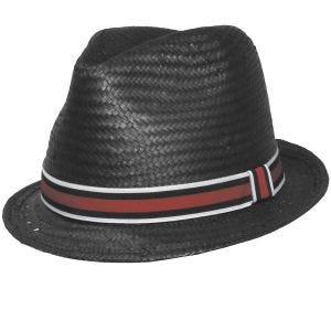 Fox outdoor cappello Players con falda stretta in nero/rosso