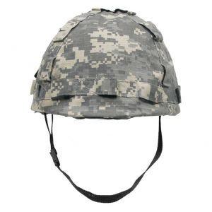 MFH casco in plastica con rivestimento in stoffa in ACU Digital