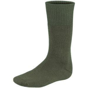 MFH calzini lunghi extra caldi in verde oliva