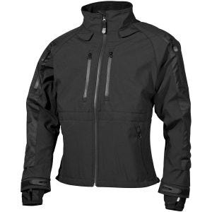 MFH giacca softshell Protect in nero