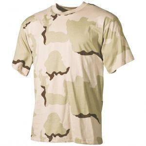 MFH T-shirt in Desert a 3 colori