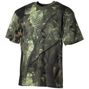 MFH T-Shirt da cacciatore in verde Hunter