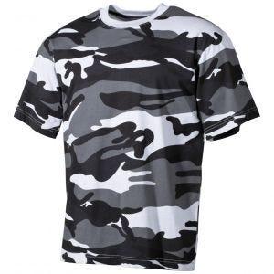 MFH T-shirt in Skyblue